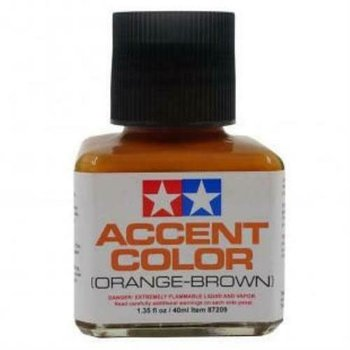 Tamiya Accent Color (Orange-Brown)