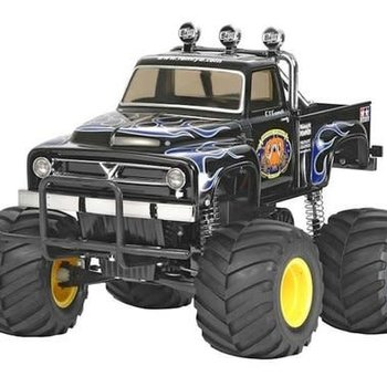 Tamiya Tamiya 1/12 Midnight Pumpkin Black Edition