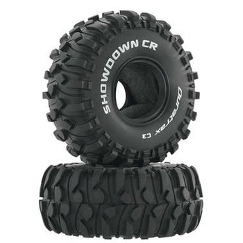 "DuraTrax Showdown CR 1.9"" Crawler Tire C3 (2)"