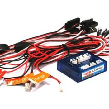 C23455 Type II G.T. Power Complete LED Light Kit