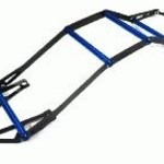 Integy Alloy Metal Roll Cage Body Kit for Traxxas 1/10 Maxx Truck 4S