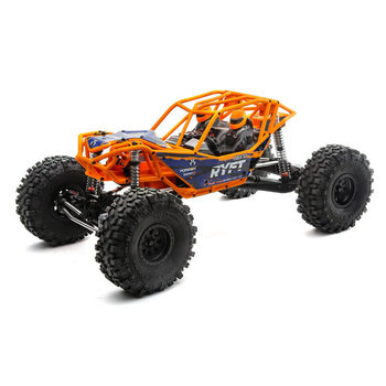 RBX10 Ryft 1/10th 4wd RTR Orange (Shipping included in online price to the lower 48 states)