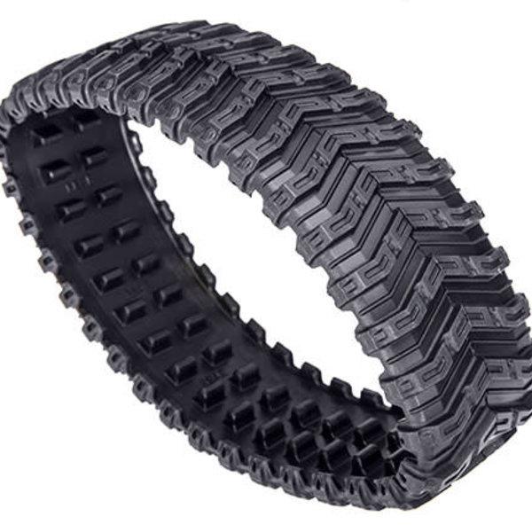 Traxxas 8896 - Treads, All-Terrain, TRX-4® Traxx™ (rear, left or right) (rubber) (1)