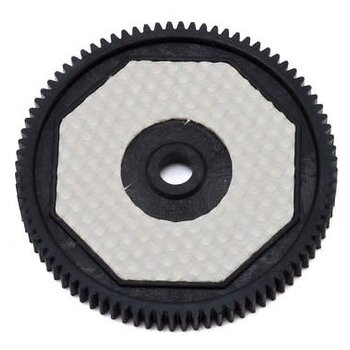 LOSI Spur Gear & Slipper Pads, 48p, 84t: 22S