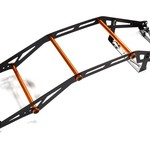 Integy Alloy Metal Roll Cage Body Kit for Traxxas X-Maxx 4X4