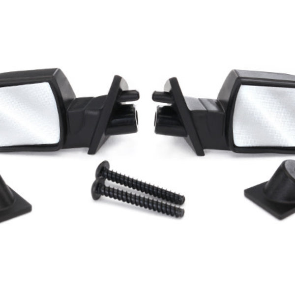 Traxxas 5829 - Mirrors, side (left & right)/ mounts (left & right)/ 2.6x8mm BCS (2)