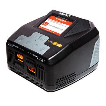 Spektrum Smart S2200 G2 AC Charger, 2x200W