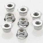 Traxxas 3647 Nuts 4mm Nylon Locking VXL (8)