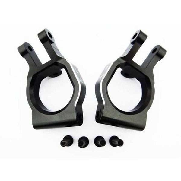HOT RACING Alum Spindle Carrier Caster Block Set Losi DB XL
