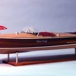 """Dumas Boats 1949 19' Chris Craft Racing Runabout 28"""""""