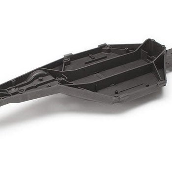 Traxxas Chassis, low CG (gray)