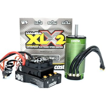 Castle Creations MAMBA XLX 2 1/5 ESC/1100Kv Motor Combo w/20A BEC (Online price includes ground shipping to the lower 48 states)