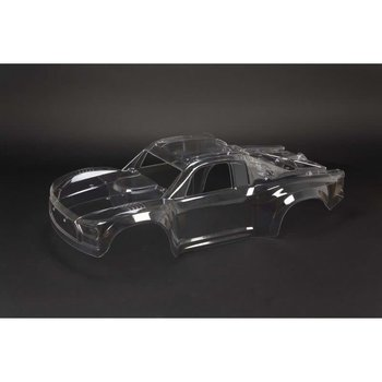 arrma MOJAVE 6S BLX Clear Bodyshell (Inc. Decals)