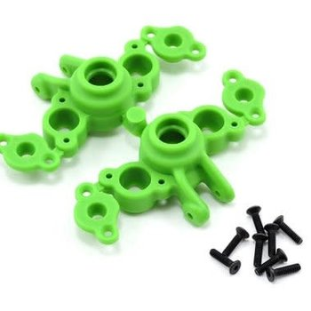 RPM RPM Traxxas 1/16 E-Revo Axle Carriers (Green)