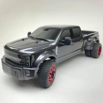 Ford F450 1/10 4WD Solid Axle RTR Truck - Grey  (Online price includes ground shipping to the lower 48 states)
