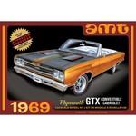 1/25 1969 Plymouth GTX Convertible 2T