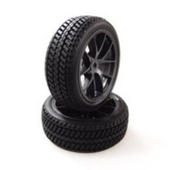 Carisma M40S BMW M4 DTM Wheels/ Tires (pr.)