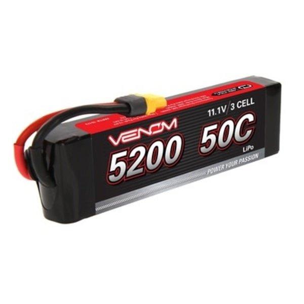 VENOM 15173 LiPo 3S 11.1V 5200mAh 50C inc. shipping