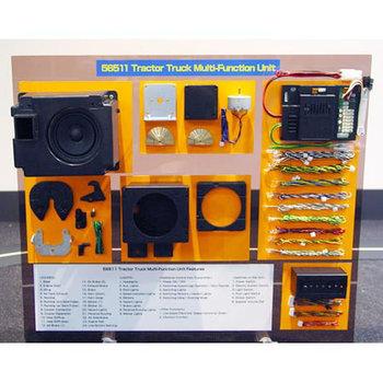 Tamiya Tamiya 1/14 Semi Truck Multi-Function Unit