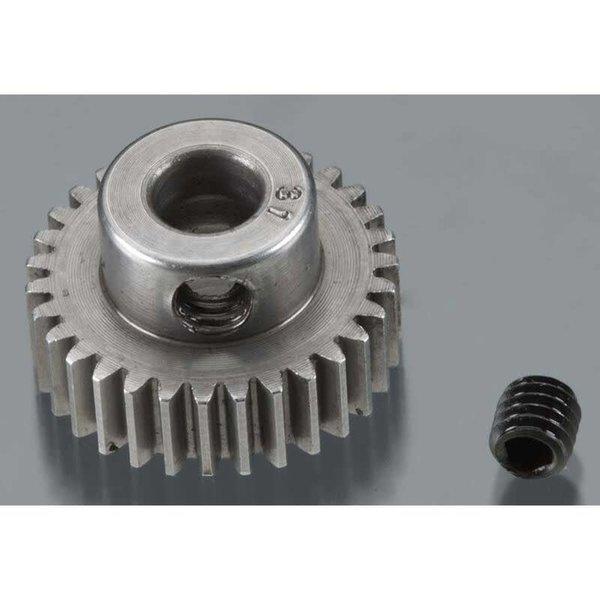 2031 Pinion Gear Hard Machined 48P 31T 5m/m Bore