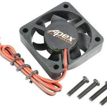 APEX APEX RC PRODUCTS 40X40X10MM BALL BEARING MOTOR / ESC COOLING FAN #8031