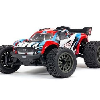 arrma VORTEKS 4X4 3S BLX 1/10th Stadium Truck (Red) (Online price includes ground shipping to the lower 48 states)