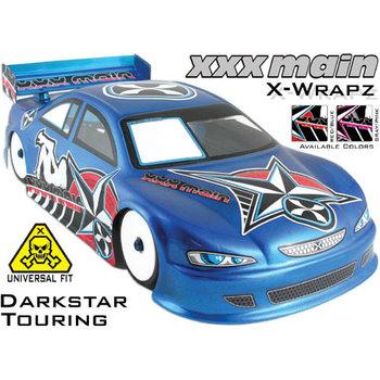 XXX Main Racing W012B Darkstar Touring X-Wrapz Blue/Red