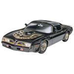 revell 854027 1/25 Smokey/Bandit '77 Pontiac Firebird