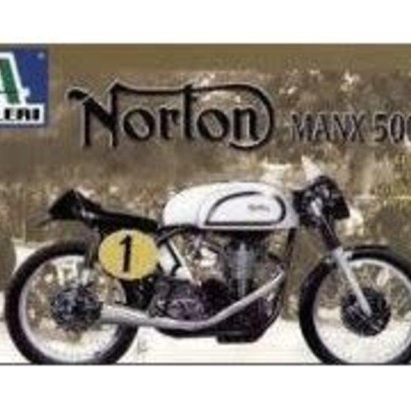 1/9 Norton Manx 500 cc