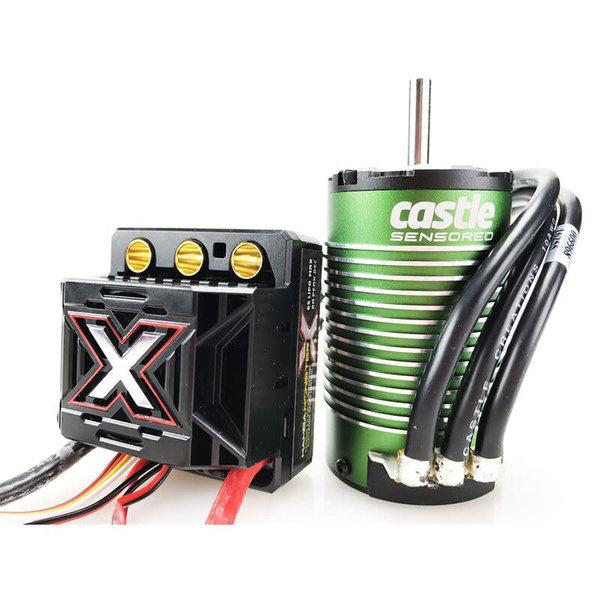 CSE 1/8 Monster X ESC w/2650Kv Sensored Motor010014504