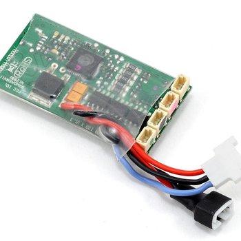 BLADE Bl Fbl 3-in-1 Control Unit,RX/ESC/Gyros: 130 X