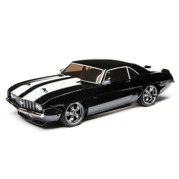 LOSI 1/10 1969 Chevy Camaro V100 AWD Brushed RTR, Black (Online price includes shipping to the lower 48 states)