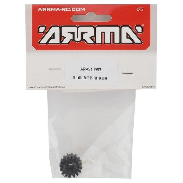 ARA 16T Mod1 Safe-D5 Pinion Gear