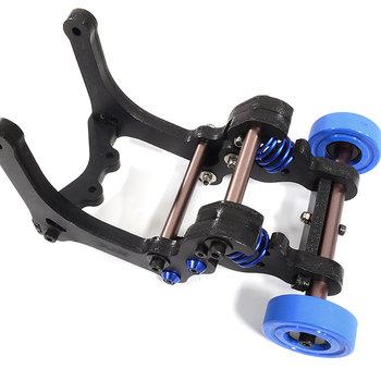 Integy Wheelie Bar Set for Traxxas X-Maxx 4X4 C30087BLUE