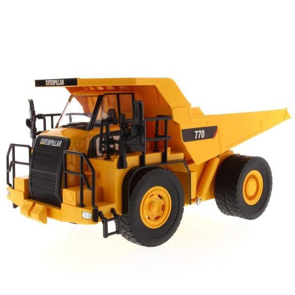Diecast Masters 1:24 RC Cat 770 Mining Truck