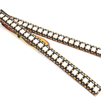 Integy Multi-Color LED Light 2x160mm On/Off/Flash Pattern Control w/ 20 Modes for RC C29942