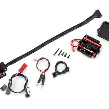 Traxxas Pro Scale® Advanced Lighting Control System (includes power module & distribution block)