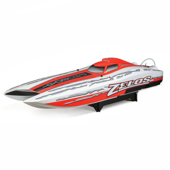 """PROBOAT Zelos G 48"""" Gas Powered Catamaran RTR ($120 shipping rate)"""