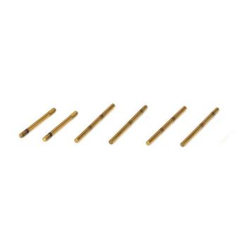 LOSI Hinge Pin Set, TiNi (6): Mini 8IGHT  (inlc. lwr 48 ship)