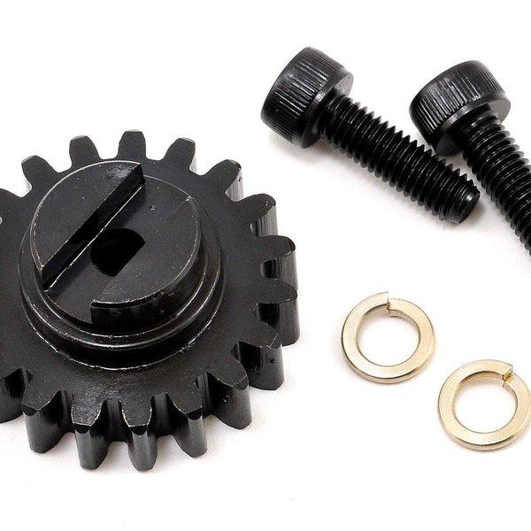 LOSI 19T Pinion Gear, 1.5M  & Hardware: 5IVE-T,MINI WRC
