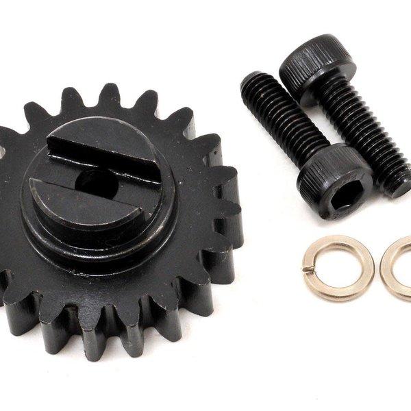 LOSI 20T Pinion Gear, 1.5M & Hardware: 5IVE-T,MINI WRC