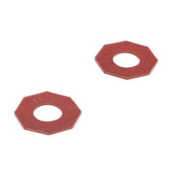 LOSI Slipper Pad Set: Mini 8IGHT (inlc. lwr 48 ship)