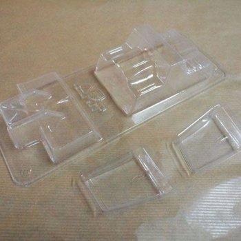 DELTA PLASTIK DELTA PLASTIK WING4 - 1/8 MAX DOWNFORCE KIT
