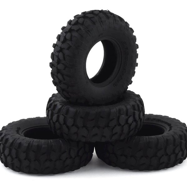 1.0 BFGoodrich Krawler T/A Tires (4pcs): SCX24