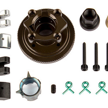 ASSOCIATED Factory Team 4-Shoe Adjustable Clutch System for 1/8 Scale