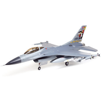 EFLIGHT F-16 Falcon 80mm EDF w/SMART BNF-B and SAFE Select