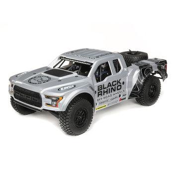 LOSI Black Rhino Ford Raptor Baja Rey SMART 1/10th RTR