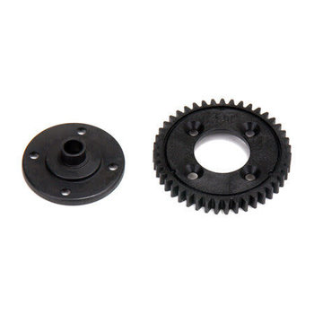 LOSI 43T Spur Gear, Plastic: 8E 2.0 / 3.0