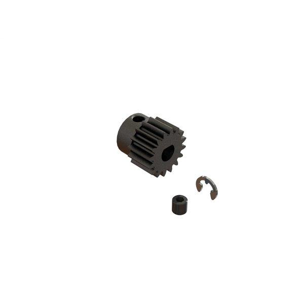 arrma 17T 0.8Mod Safe-D5 Pinion Gear