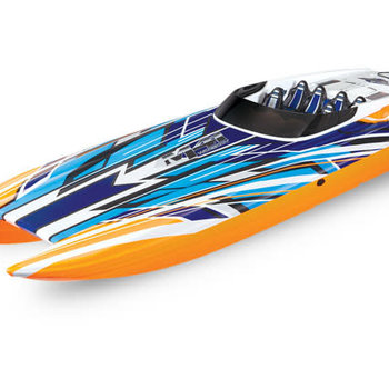 Traxxas DCB M41, ORANGE/BLUE  (Online price includes ground shipping to the lower 48 states)